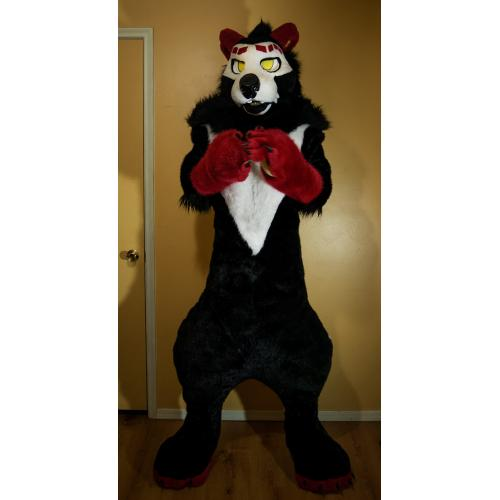 Bear Full Suit ~Made By Tayerr
