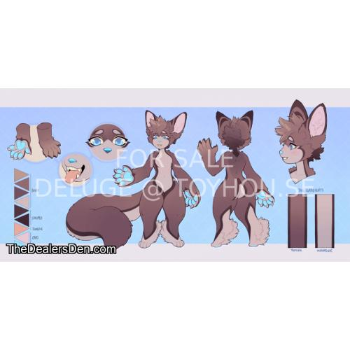 Adorable Adoptable - Comes with Artwork!