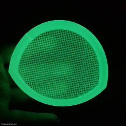 Glow in the dark 3D Fursuit Follow Me eye blanks