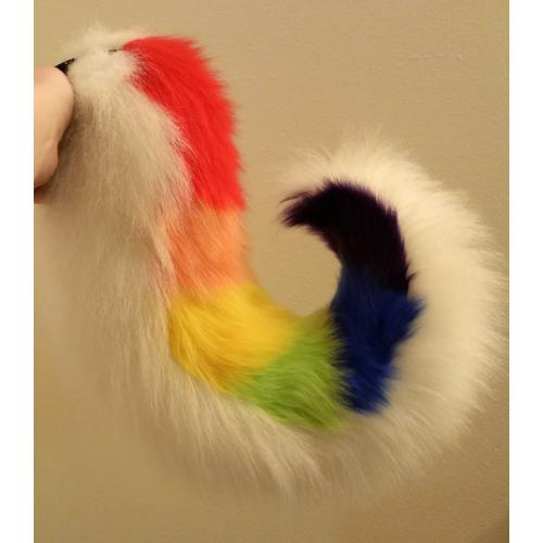 Rainbow Curled Tail