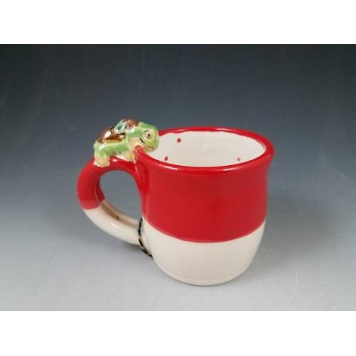 Turtwig pokemon stoneware ~12oz mug