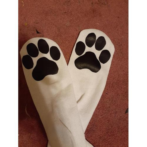 Pawpadded socks!