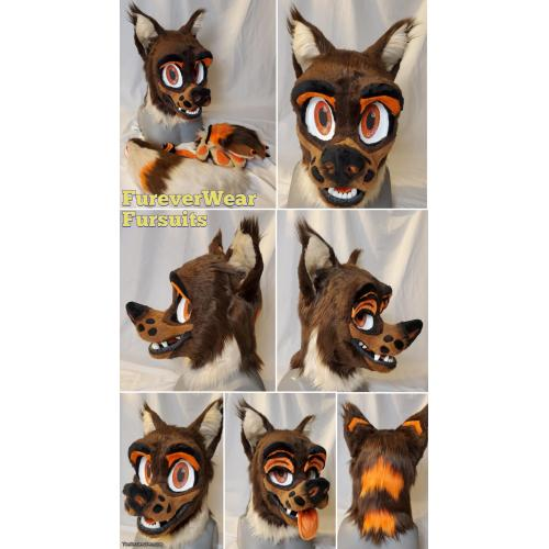 Canine Mini Partial Character