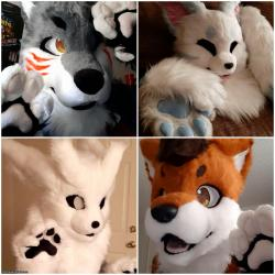 Custom Fursuit Heads!