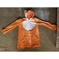 Fox Hoodie no. 1 (For Sale)