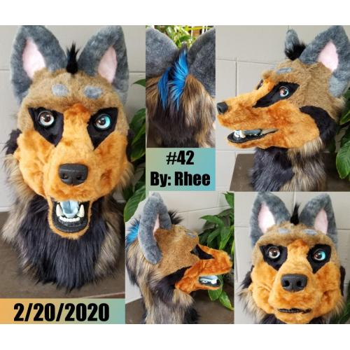 Bandit wolf partial