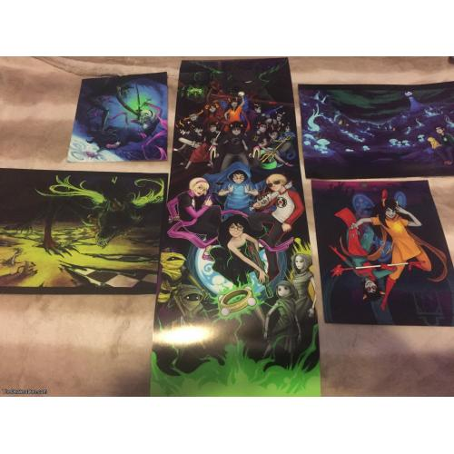 Official 2012-2014 Homestuck Posters