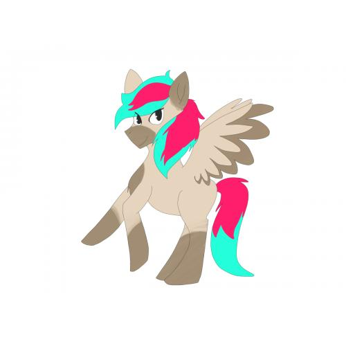 Fursona or MLP Oc Fullbody and Headshot (Digital)