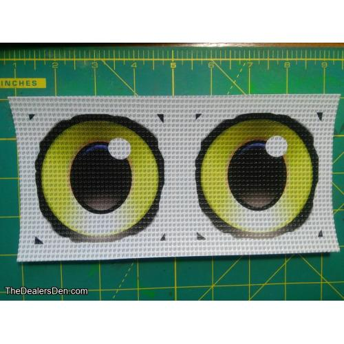 Yellow (3 inch) - Ver.2 printed eyes