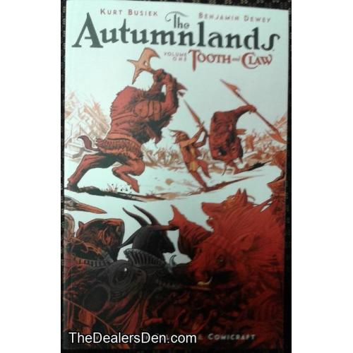 AutumnLands Vol.1  GN