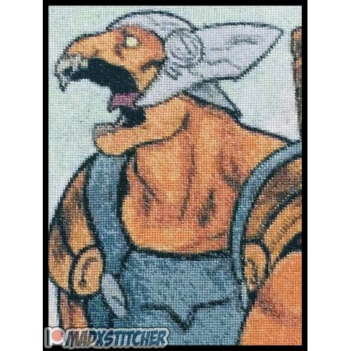 Beta Ray Bill Mini Tapestry