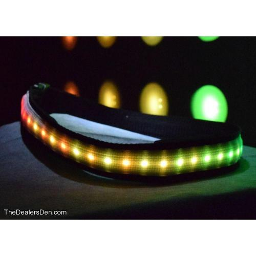 Music Reactive LED Collar