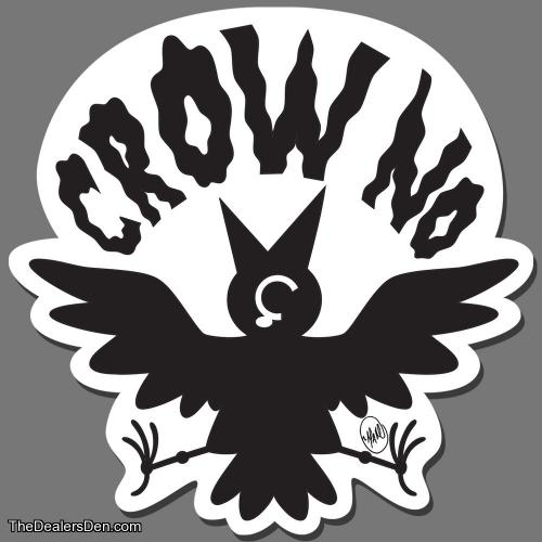 Crow No Sticker