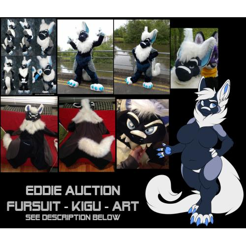 MixedCandy Suit + Kigu + Artwork