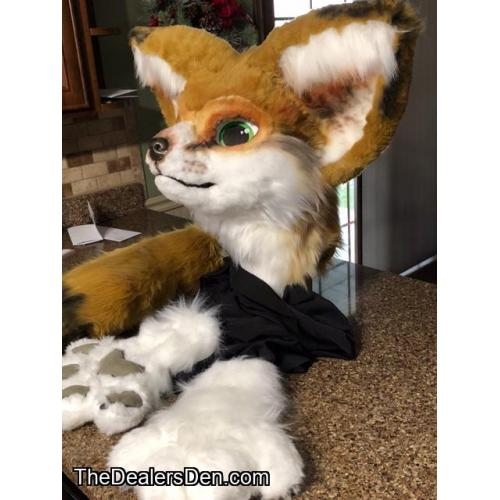 Fennec Fox Partial