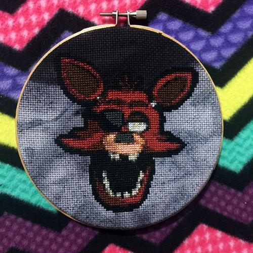 FNAF Foxy Wall Bauble