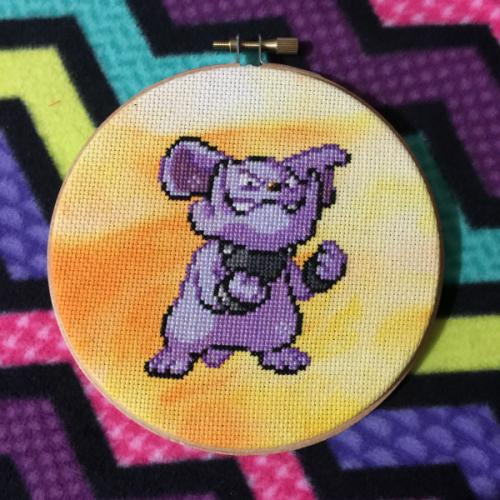 Granbull Pokémon Wall Bauble