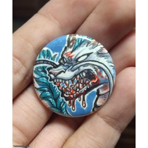 Kohaku River Pin-back Button