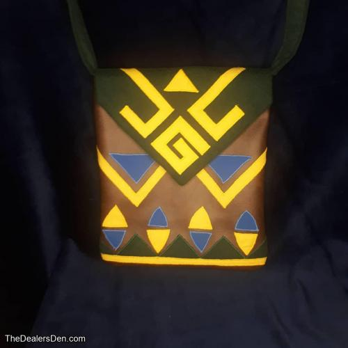 BOTW Rito inspired bag