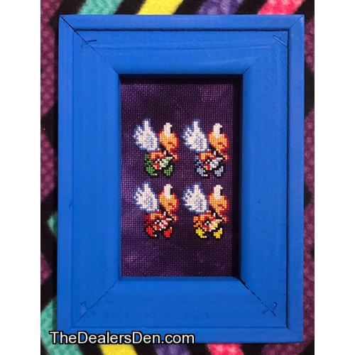 Framed Koopa Troopa Wall Bauble