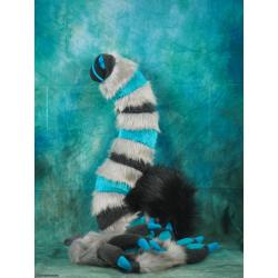 Super Soft Tail and Paw Set