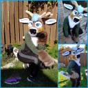 Brand New Deer Partial