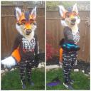 Brand New Fox Partial