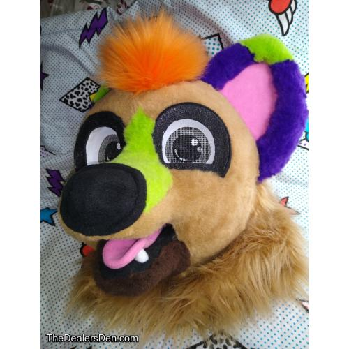 *Premade Canine partial New*