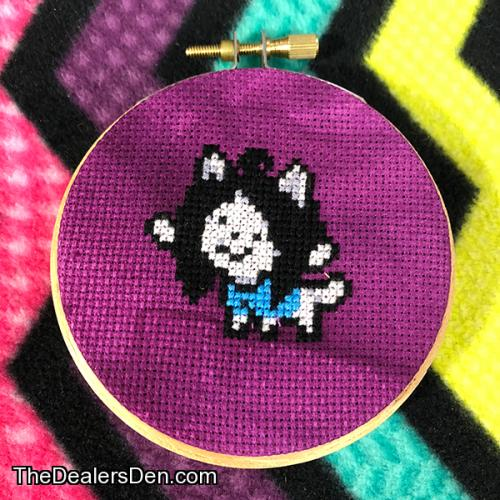 Undertale Temmie Wall Bauble