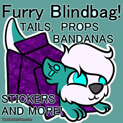 Furry blind box