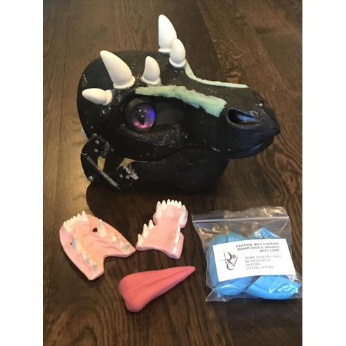 Old style DVC dragon base + Extras