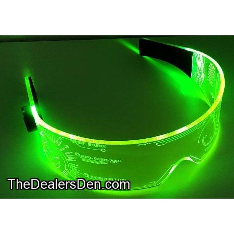 Illumi-Nation Cyber Glasses