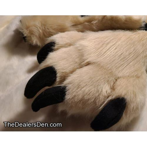 Premade Puffy Fursuit Paws