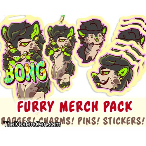 Custom/YCH Chibi Style Keychain Charm, Pin, Badge, and Sticker SET Commission